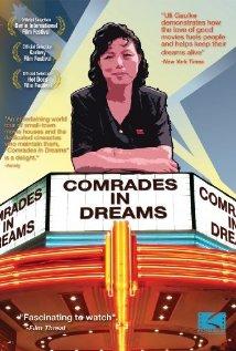 Comrades in Dreams – Leinwandfieber