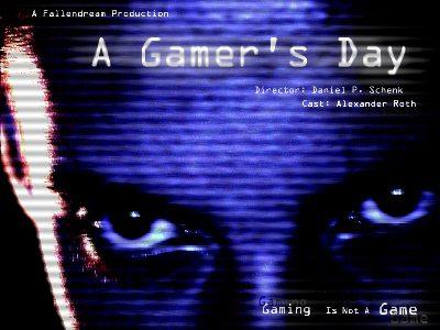 A Gamer's Day
