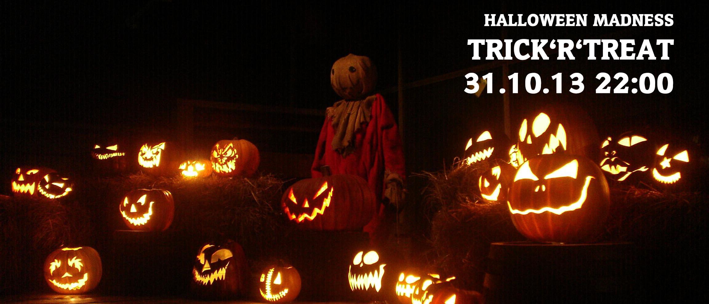Halloween Madness: TRICK'R'TREAT (OmeU)