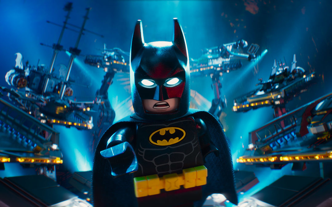 OPEN AIR 2017: The LEGO Batman Movie