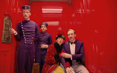 Open Air: Grand Budapest Hotel [OV]