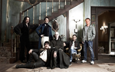 What We Do in the Shadows (aka 5 Zimmer, Küche, Sarg)
