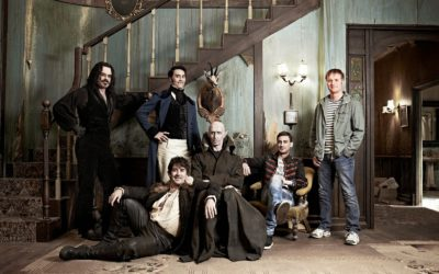 Open Air Kino: What we do in the Shadows