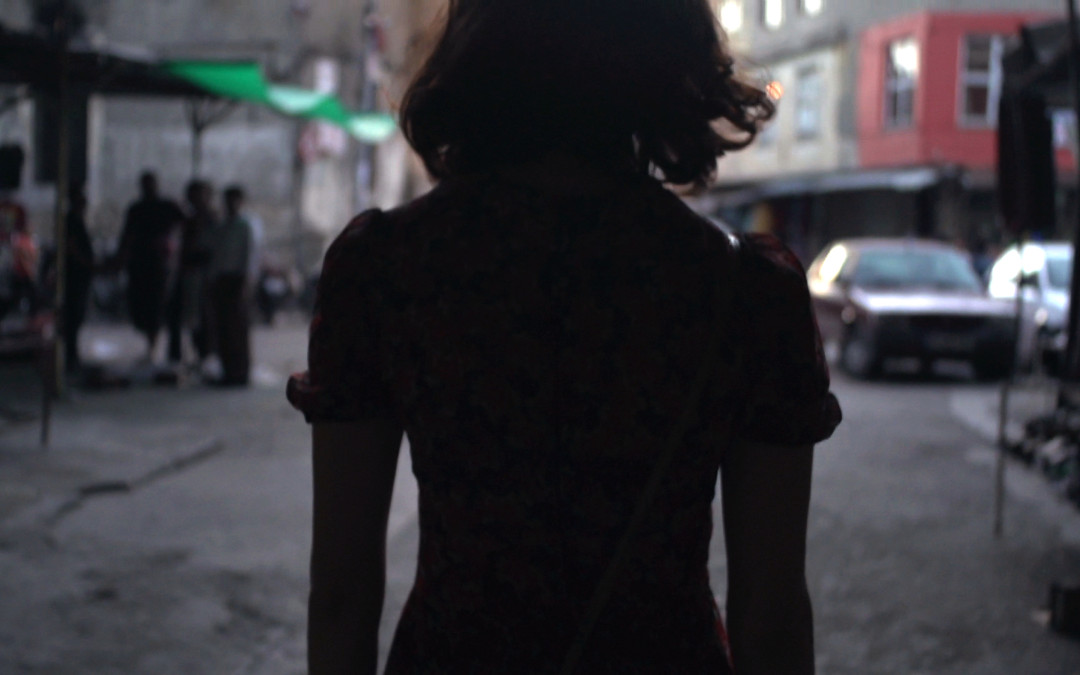 29. QUEERGESTREIFT FESTIVAL: A Gay Girl in Damascus: The Amina Profile