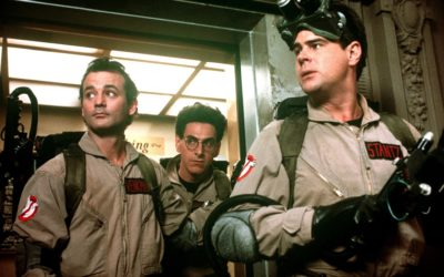 OPEN AIR: Ghostbusters (1984)
