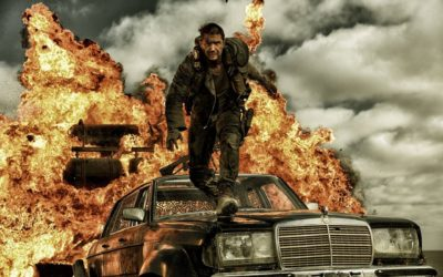 OPEN AIR: Mad Max: Fury Road