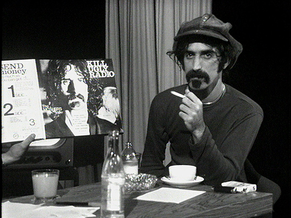 DOKUMENTATION: Frank Zappa: Eat that Question!