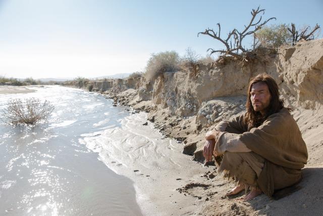 AKTUELLER FILM: 40 Tage in der Wüste