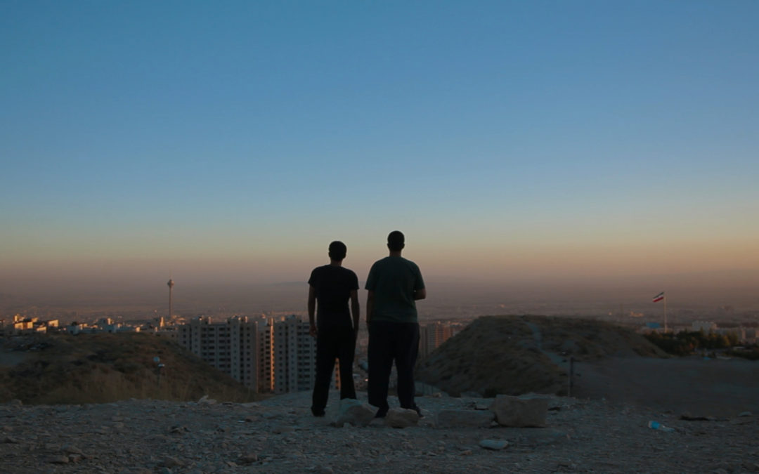INTERKULTURELLE WOCHE: Raving Iran