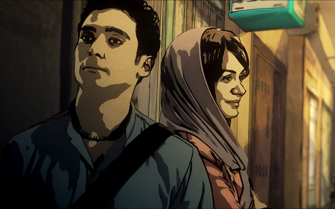 FOKUS #2: Teheran Tabu