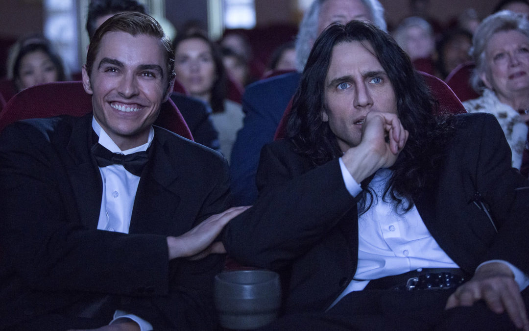 DOUBLE FEATURE: The Room + The Disaster Artist