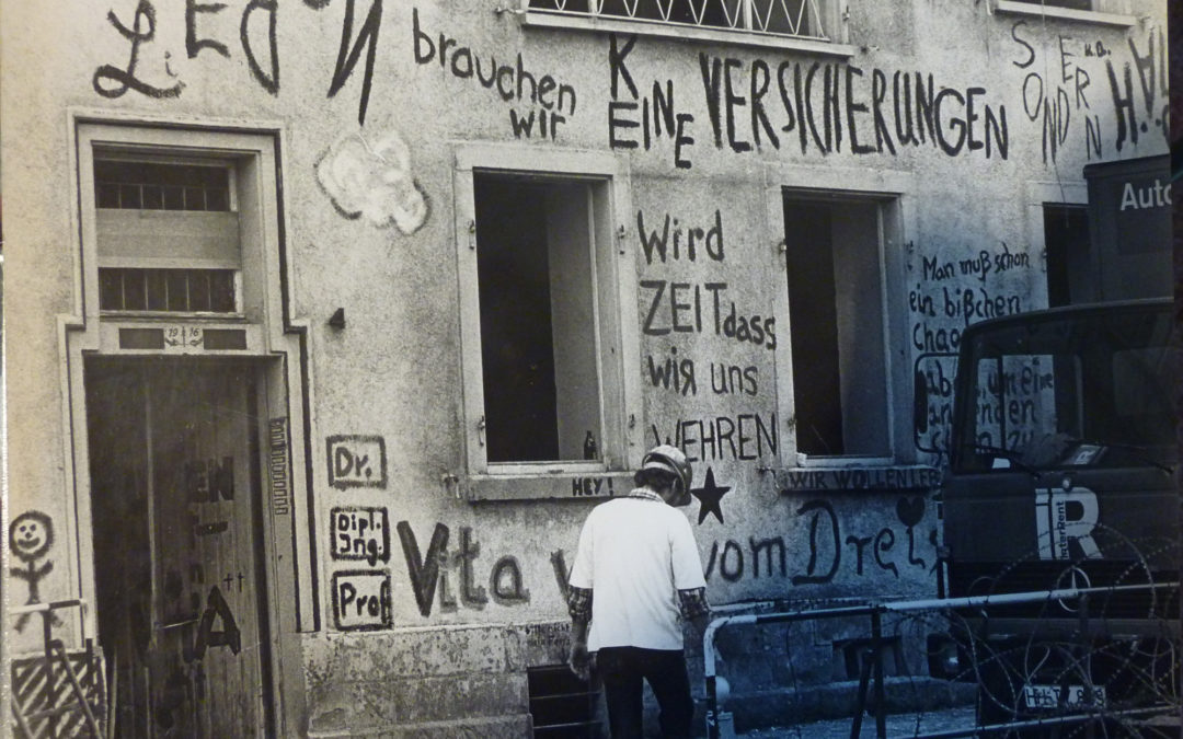 SONDERVERANSTALTUNG: Diogenes in Freiburg. Politische Hintergründe der Häuserkämpfe in den 70ern und 80ern
