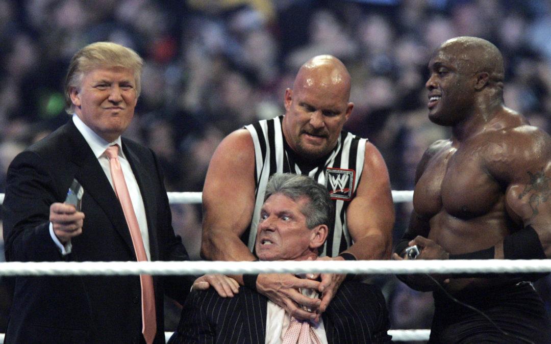 SONDERVERANSTALTUNG: Donald Trump, der Schauspieler