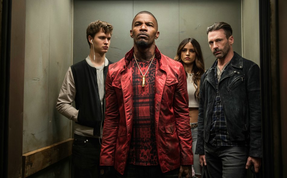 OPEN AIR 2018: Baby Driver