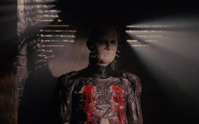 Moonlight Madness: HELLRAISER DOUBLE FEATURE