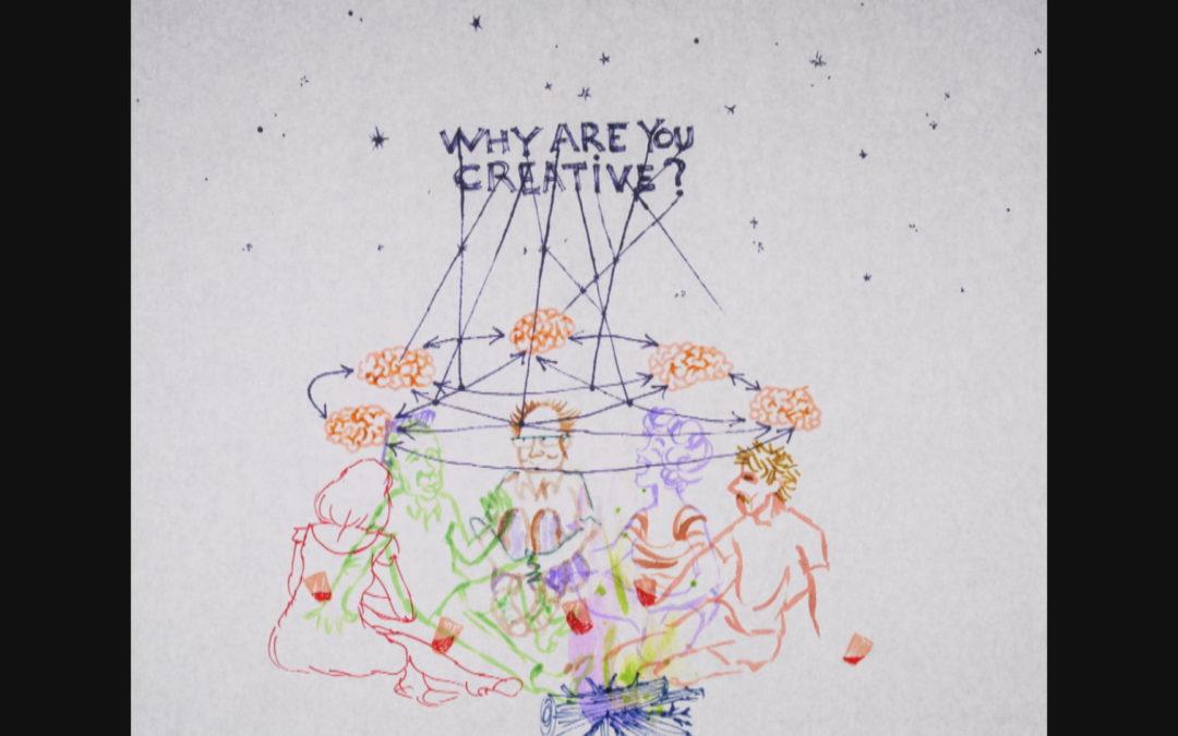 Dokumentation: WHY ARE WE CREATIVE?