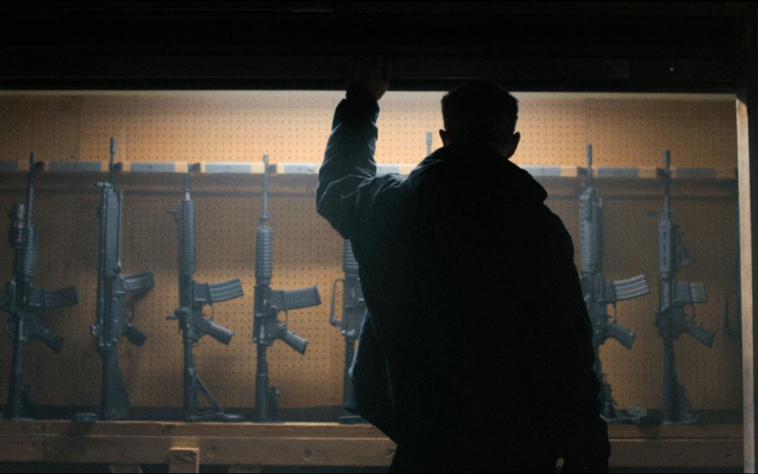SHIVERS: The Standoff At Sparrow Creek